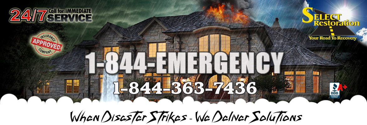 Fire And Water Damage Restoration Chesterfield Mi Select