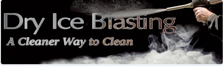 dryice blasting cleaning macomb county, oakland, wayne MI