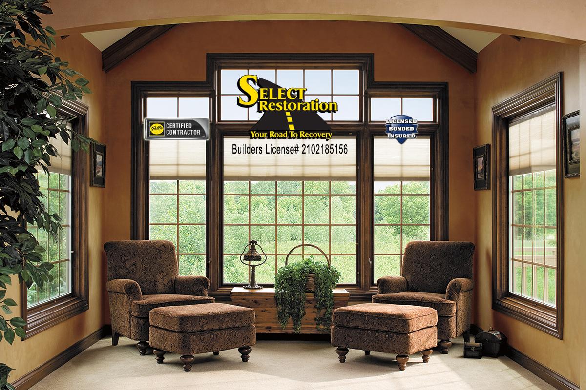 Select Restoration Pella Windows And Doors Southeast Mi