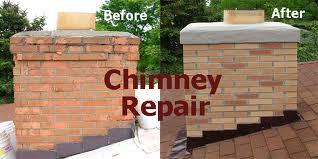 Chimney-Repair- MI