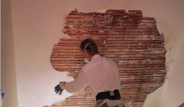 Asbestos Abatement Contractor Michigan Select Restoration